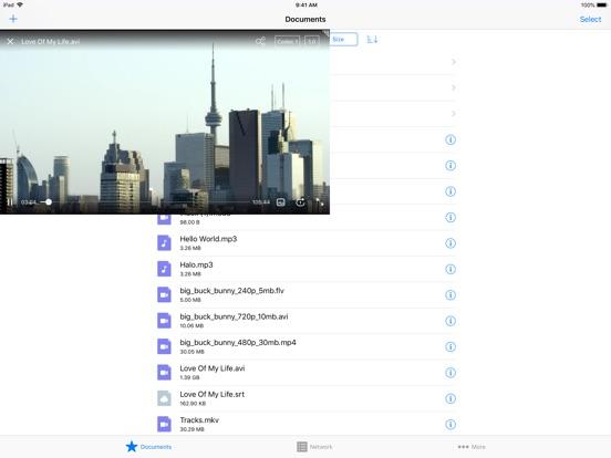 APlayer - Alook Player Screenshots