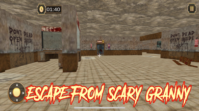 Scary Neighbor Granny House 3D screenshot 4
