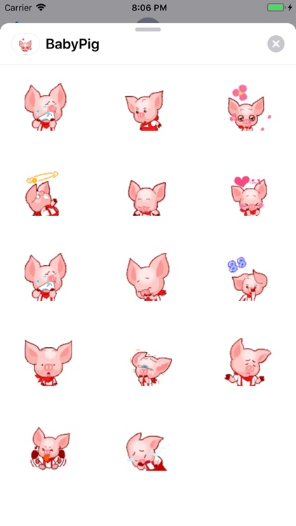 Baby Pig screenshot-2