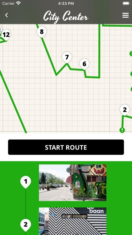 Rewriters - Street Art Route
