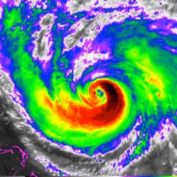 Ícone do app National Hurricane Center Data