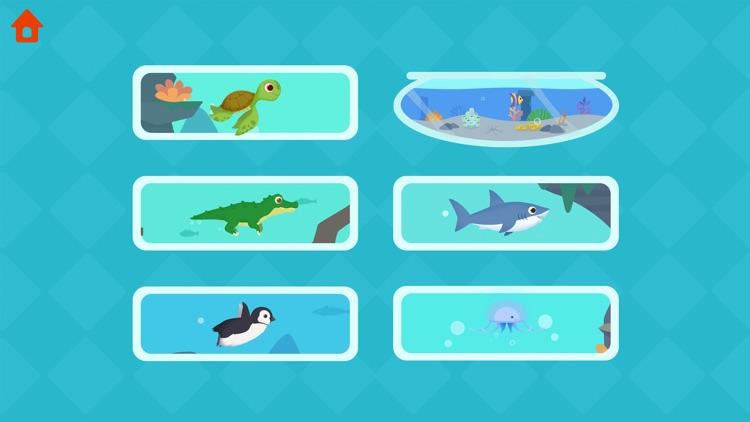 Dinosaur Aqua Adventure screenshot-9