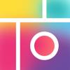 PicCollage Grid & Photo Editor - Cardinal Blue