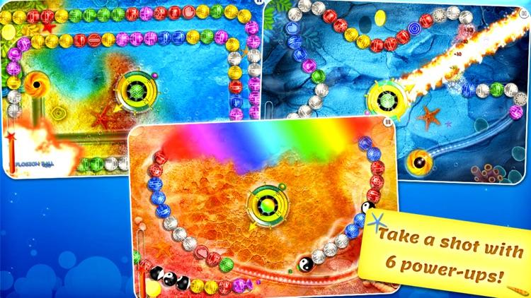 Montezuma Loops - Match 3 Game screenshot-3