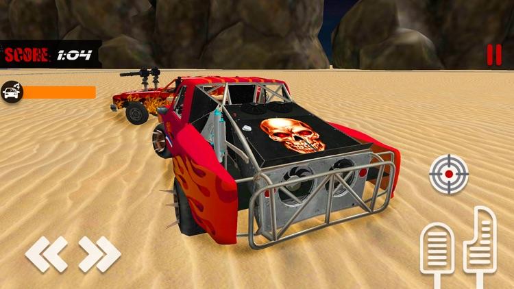 Mad Fury - Crash of Max Cars screenshot-5