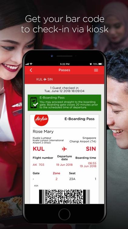 AirAsia screenshot-4