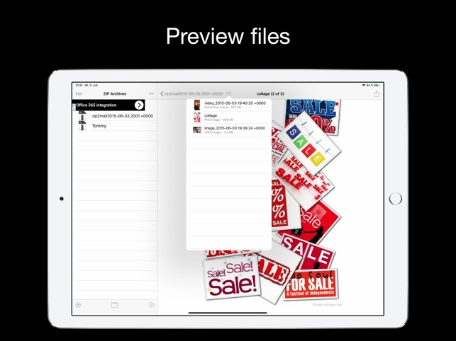Zip Viewer - Unzip and Archive on the App Store