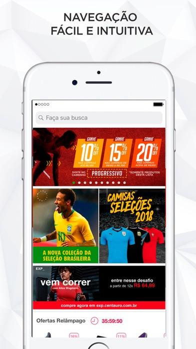 Baixar Centauro Loja de Esportes para Android