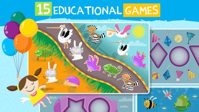 Pre-k preschool learning games screenshot three