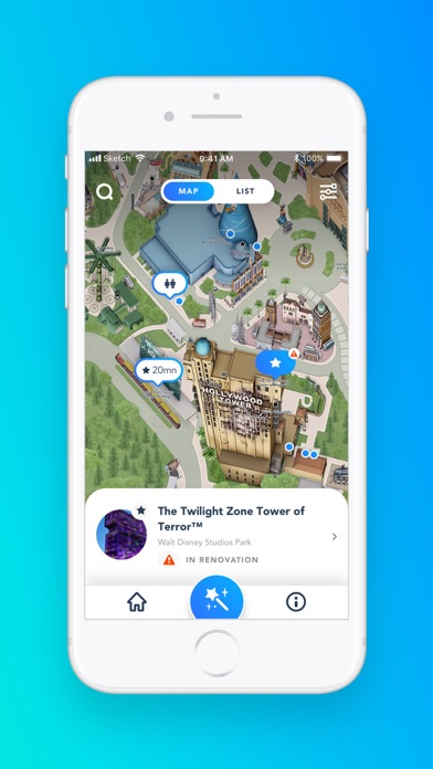 download Disneyland® Paris apps 0