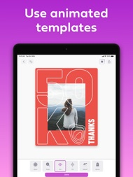 PosterBoost: Poster Maker ipad images