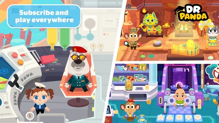 Dr. Panda Town: Collection screenshot-7