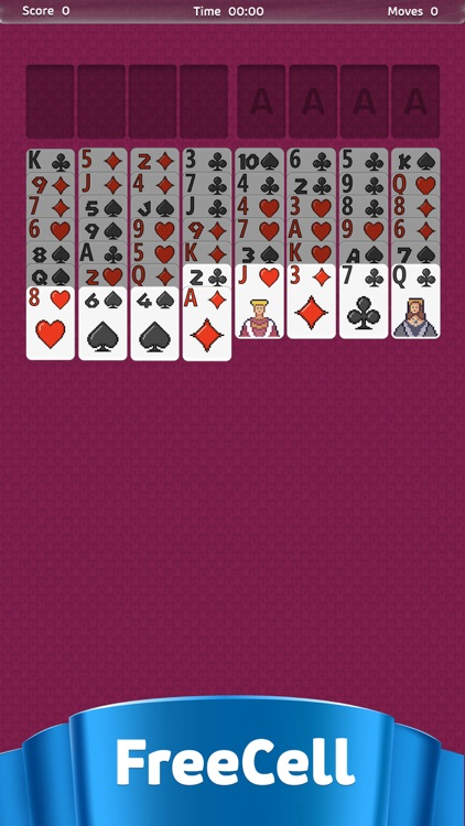 Magic Solitaire - Card Game screenshot-3