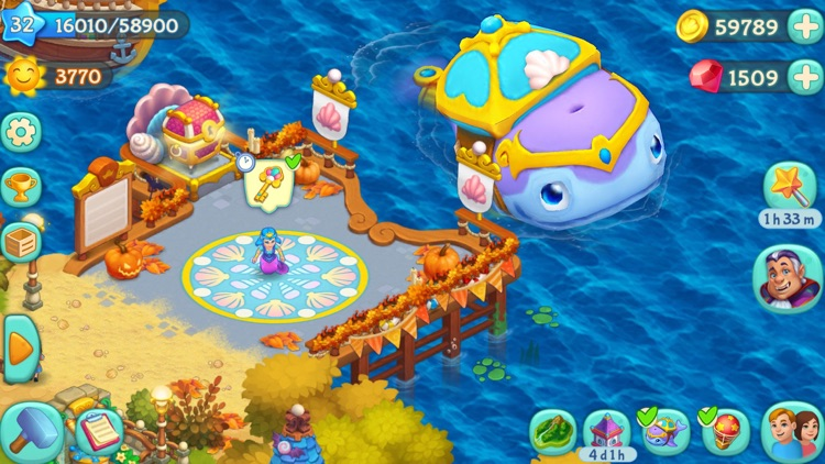 Decurse – Magical Farming Game screenshot-5