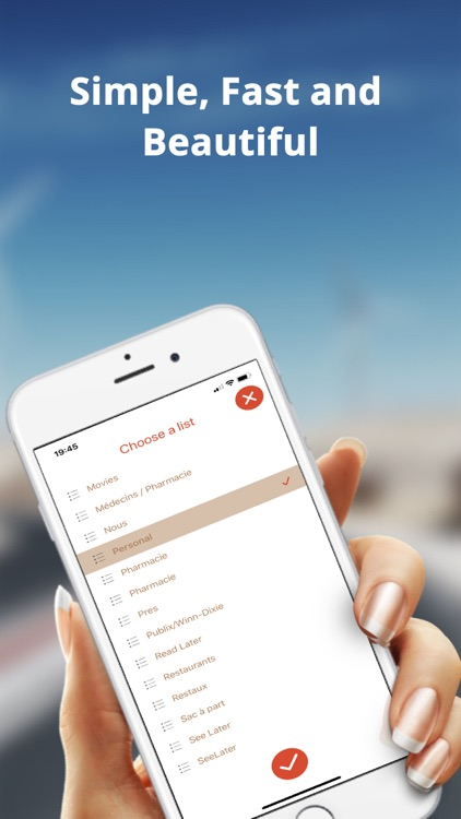 Quick Capture for Wunderlist