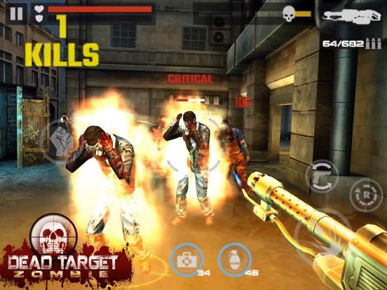DEAD TARGET: デッド ターゲット ゾンビのおすすめ画像5