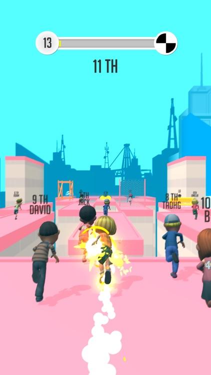 Parkour Jumping Race – Fun Run screenshot-4