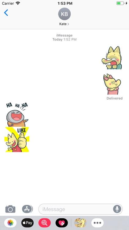 Pikalong Sticker