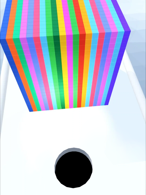 Color Hole 3D для iPad