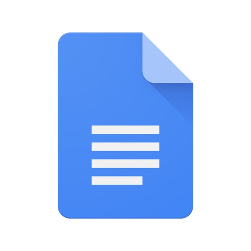 Google Docs: Sync, Edit, Share free software for iPhone and iPad