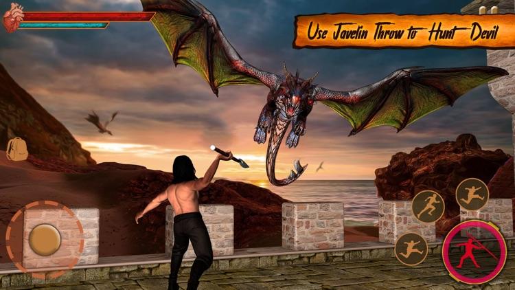 Ark of Survival Dragon Hunter screenshot-4