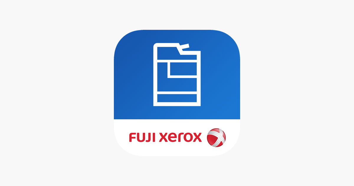 Fuji Xerox Print Utility on the App Store