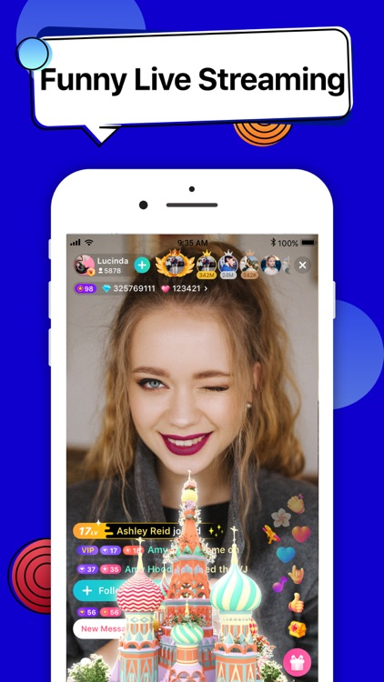 Mico - Live Chat & Live Stream screenshot-0