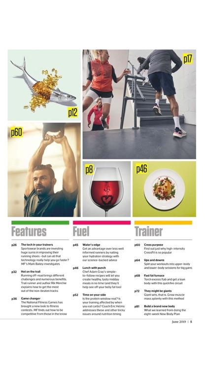 Men's Fitness UK Magazine screenshot-4