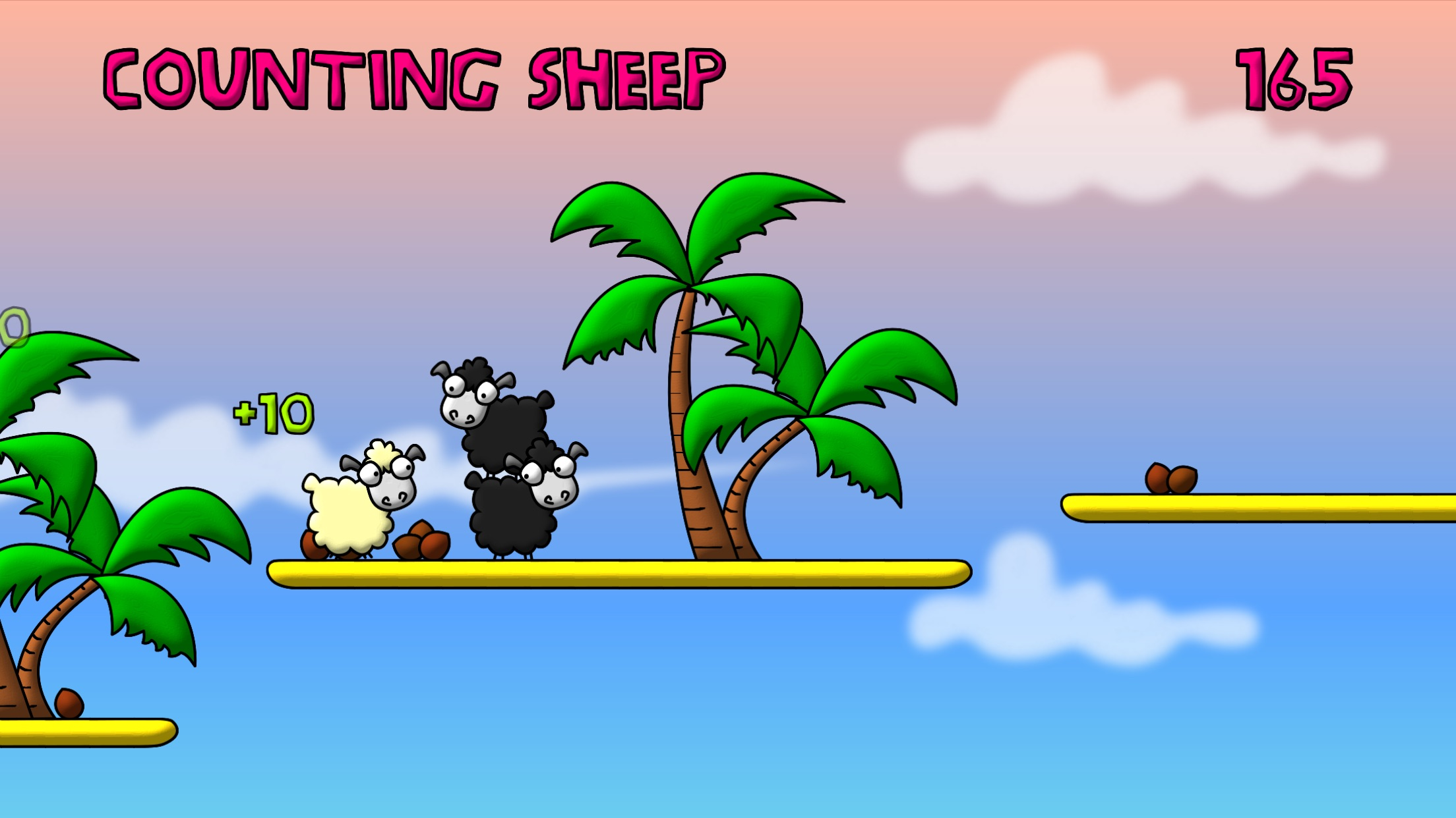 Screenshot do app The Most Amazing Sheep Game