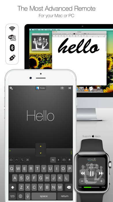 Mobile Mouse Remote review screenshots