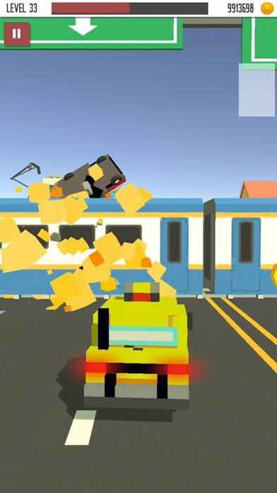 Taxi Rush screenshot 1