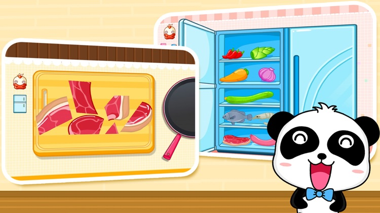 My Panda Chef Kitchen screenshot-4