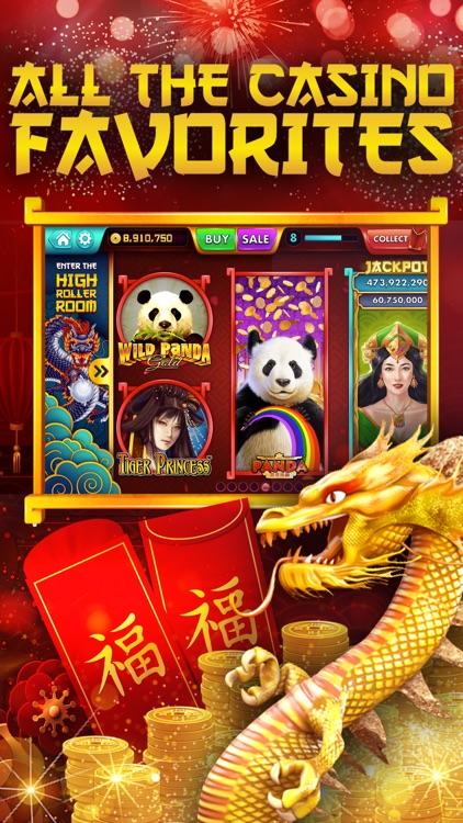 FaFaFa™ Gold Slots Casino screenshot-4