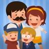 梦幻家庭: 可爱 模拟 家族