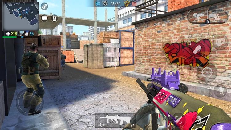 Modern Ops: Online Shooter FPS screenshot-5