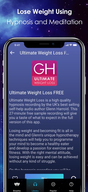 lose weight hypnosis free app