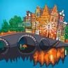Amsterdam 2020 — offline map