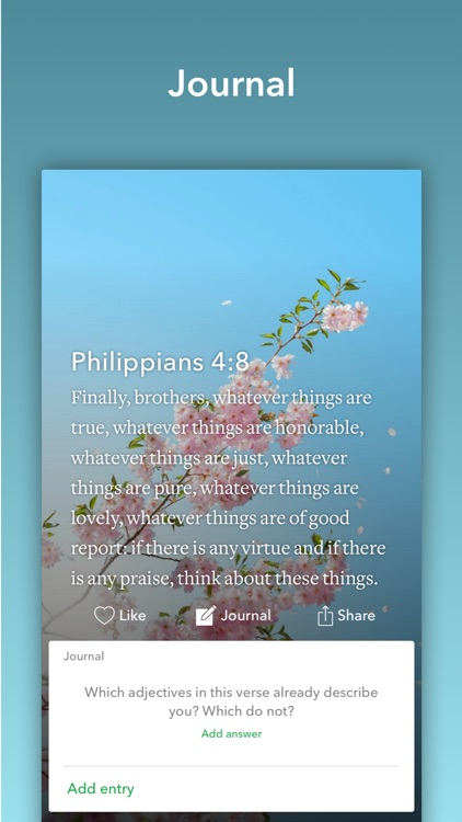 Daily Bible Inspirations