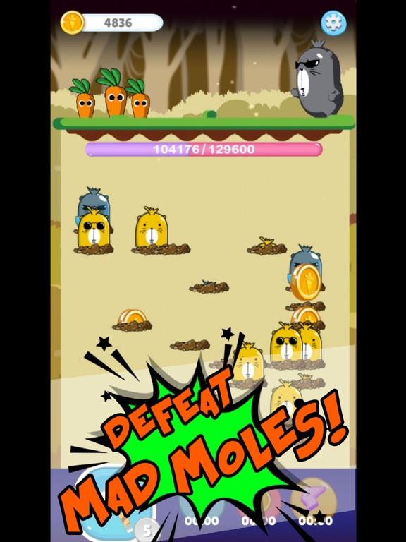 Whack a MADMOLE! Screenshots