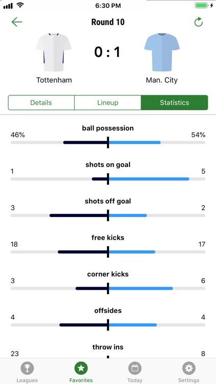GoalAlert Football Live Scores screenshot-8