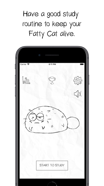 Fatty Cat! - Study Companion screenshot-5