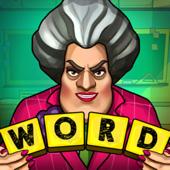 Scary Teacher : Word Game