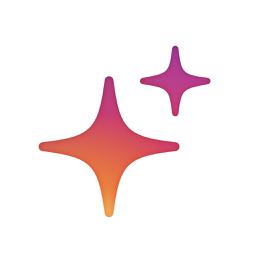 Ícone do app Glitty — Glitter & Sparkle FX