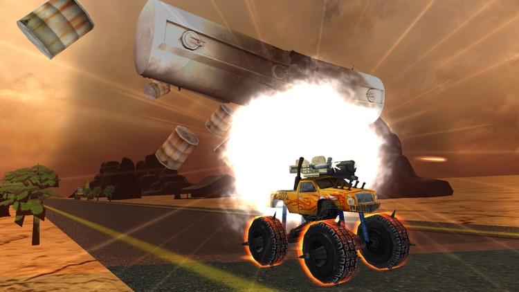 Crazy Monster Truck Fighter 3D screenshot-4