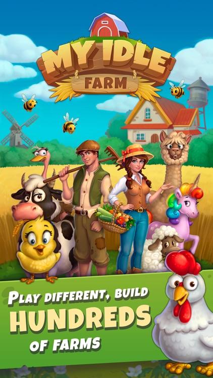 My Idle Farm: Township Saga