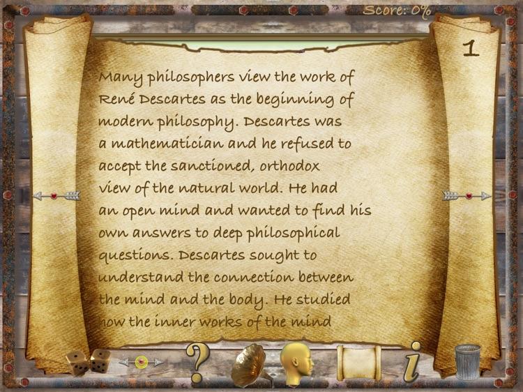 Rene Descartes screenshot-4