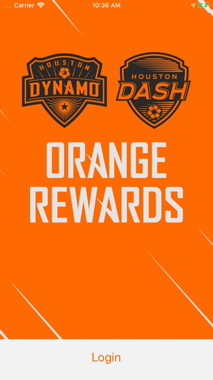 Orange Rewards