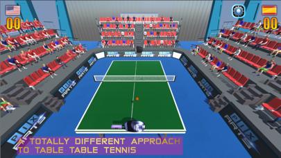 Table Tennis World Tournament screenshot 1