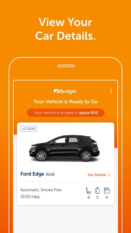 Budget – Car Rental screenshot-3