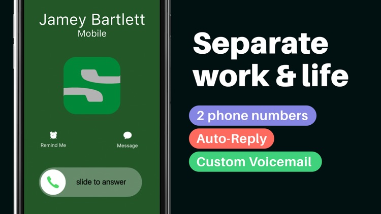 Sideline: Second Phone Number screenshot-8